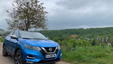 Photo of Roadtrip en Bourgogne à bord du Nissan Qashqai