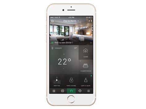 Enki smartphone app