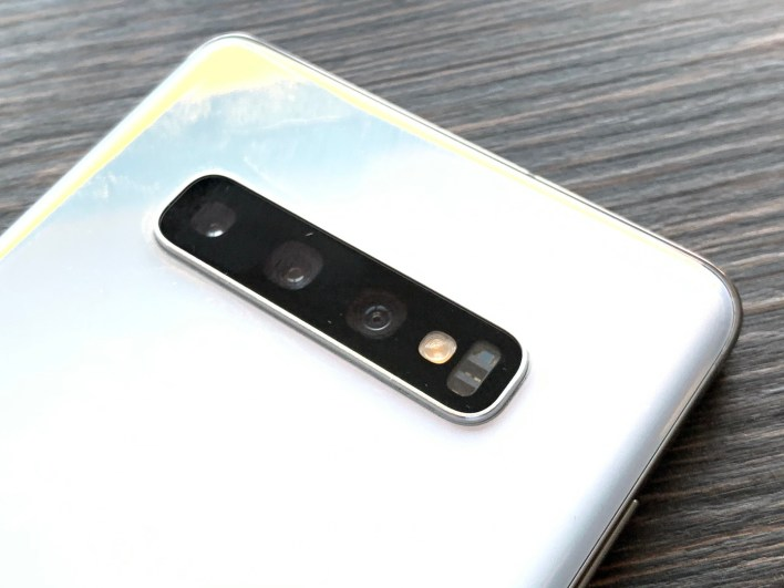 Samsung S10+ capteurs photo