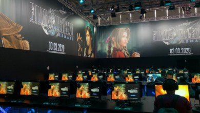Final Fantasy VII Remake Gamescom 2019