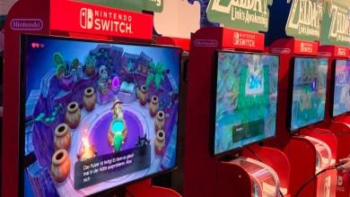 Booth Nintendo