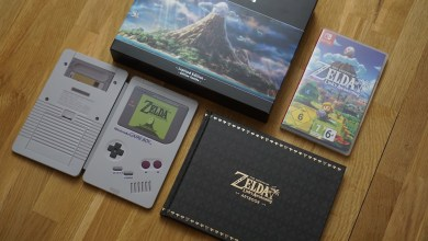 Photo of Unboxing – Zelda Link's Awakening Limited edition