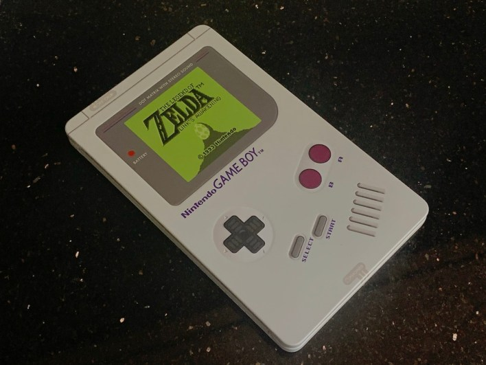 Steekbook Gameboy