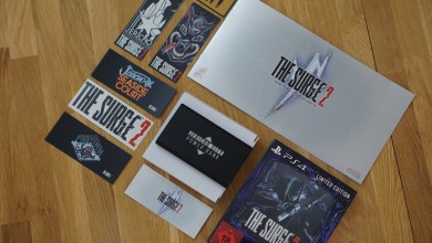Photo de Unboxing – Press kit The Surge 2 PS4