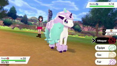 Photo of Un nouveau Ponyta a été découvert à Galar !