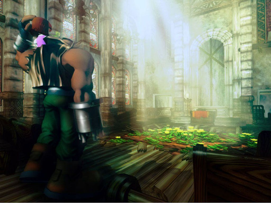 FF VII PS1