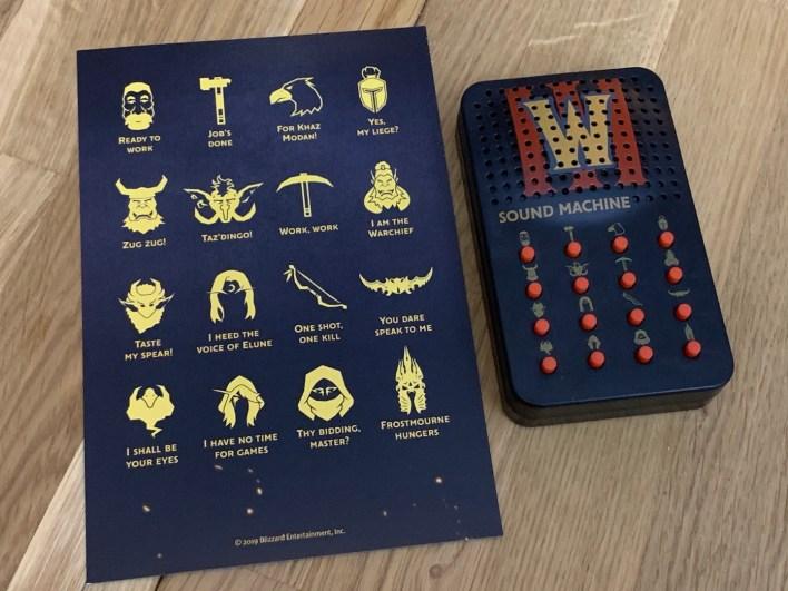 Sound Machine Warcraft 3