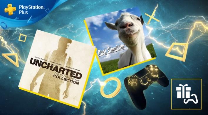 Mise à jour du PlayStation Plus janvier 2020