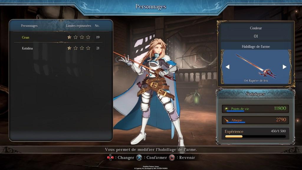 RPG Mode Katalina