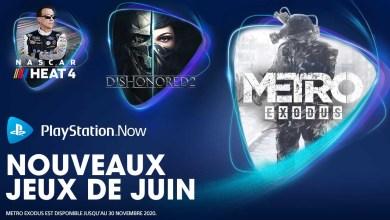 Photo of Les jeux PlayStation Now Juin 2020