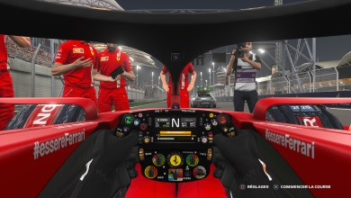 Photo de Test F1 2020 sur PS4 Pro