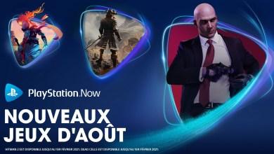 Photo of Les jeux PlayStation Now Août 2020