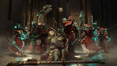Photo de Test Warhammer 40,000 : Mechanicus sur PS4 Pro