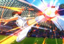 Photo de Test Captain Tsubasa sur PS4