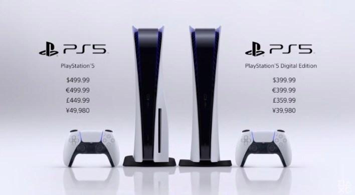 Prix PS5