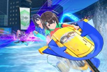 Photo de Test Kandagawa Jet Girls sur PS4