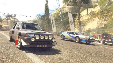 Photo de Test Dirt 5 sur PS5, le rallye Arcade et Extreme