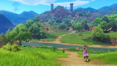 Photo de Test Dragon Quest XI S sur PS4, édition ultime !