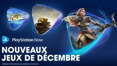 Photo de Les jeux PlayStation Now Decembre 2020