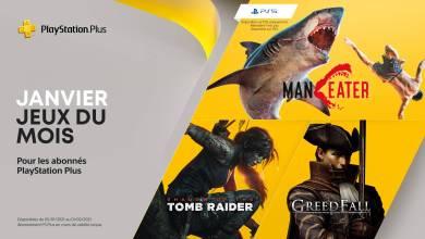 PlayStation Plus Janvier 2021