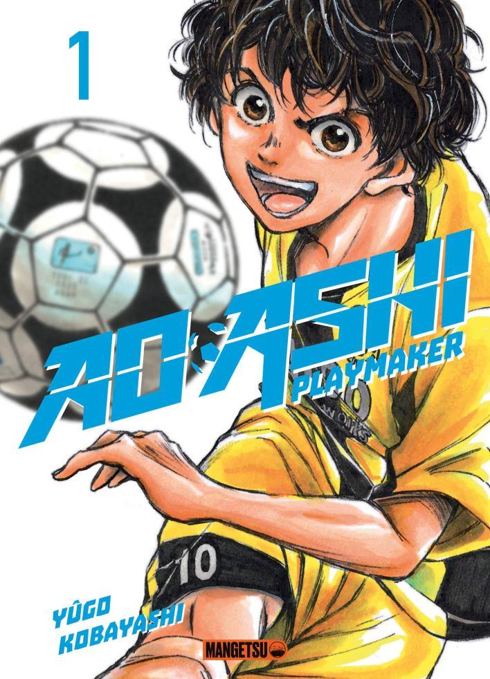 Ao Ashi Tome 1