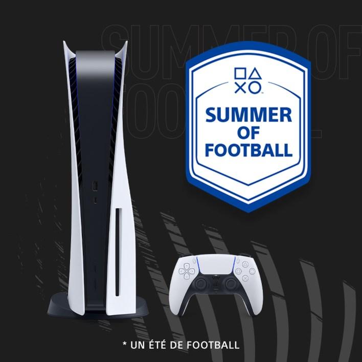 PlayStation Summer of Football