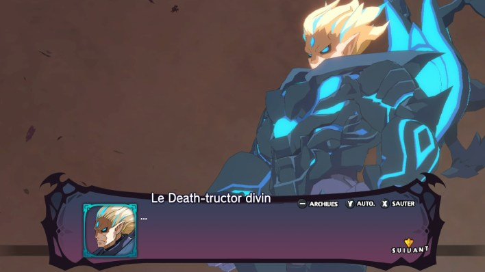 Le Death-tructor Divin