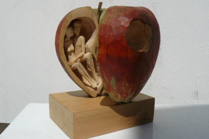Zamilované jablko