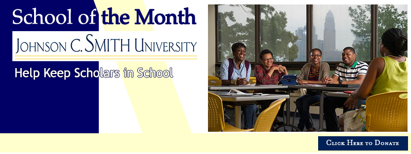 Johnson C. Smith named February School of the Month