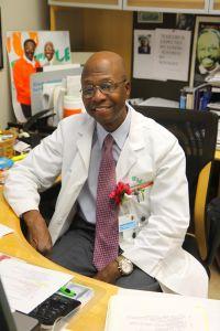 Dr. Joseph Webster, Black History Convocation speaker