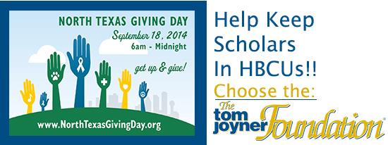 North Texas Giving Day Set for Thursday, September 18