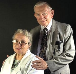 Jeanie and Rev Bob Graetz