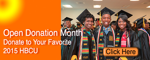 Support Your Favorite 2015 HBCU Partner School