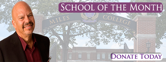 Miles College Named April School of the Month