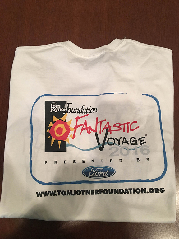 2016 Fantastic Voyage T-Shirt
