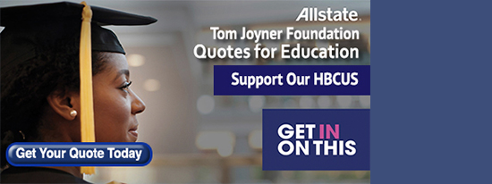 COMMON Joins Allstate and the Tom Joyner Foundation to Support Historically Black Colleges and Universities