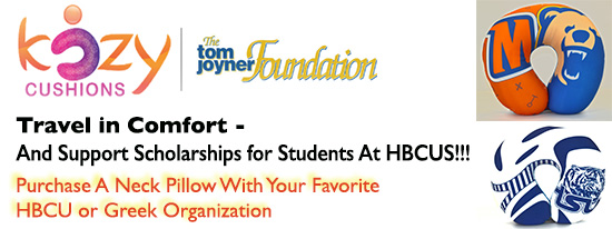 Kozy Cushions Launches National Fundraising Campaign with the Tom Joyner Foundation