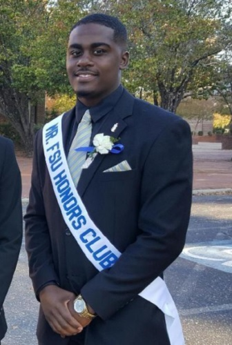 Dorrein Askew of Fayetteville State University is Our Hercules Scholar of the Week