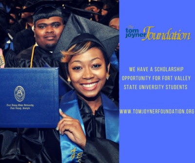 Scholarship Funds Available For Students At Fort Valley State University