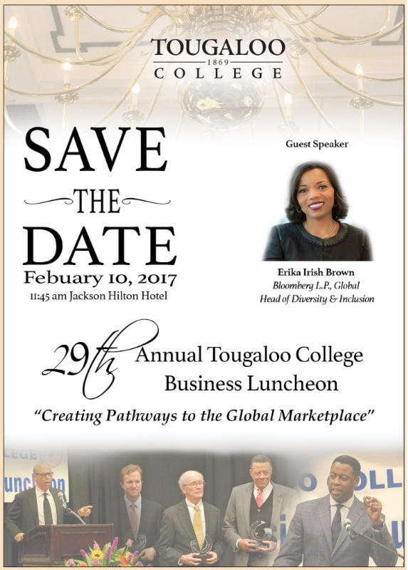Tougaloo College Holds Its 29th Annual Business Luncheon