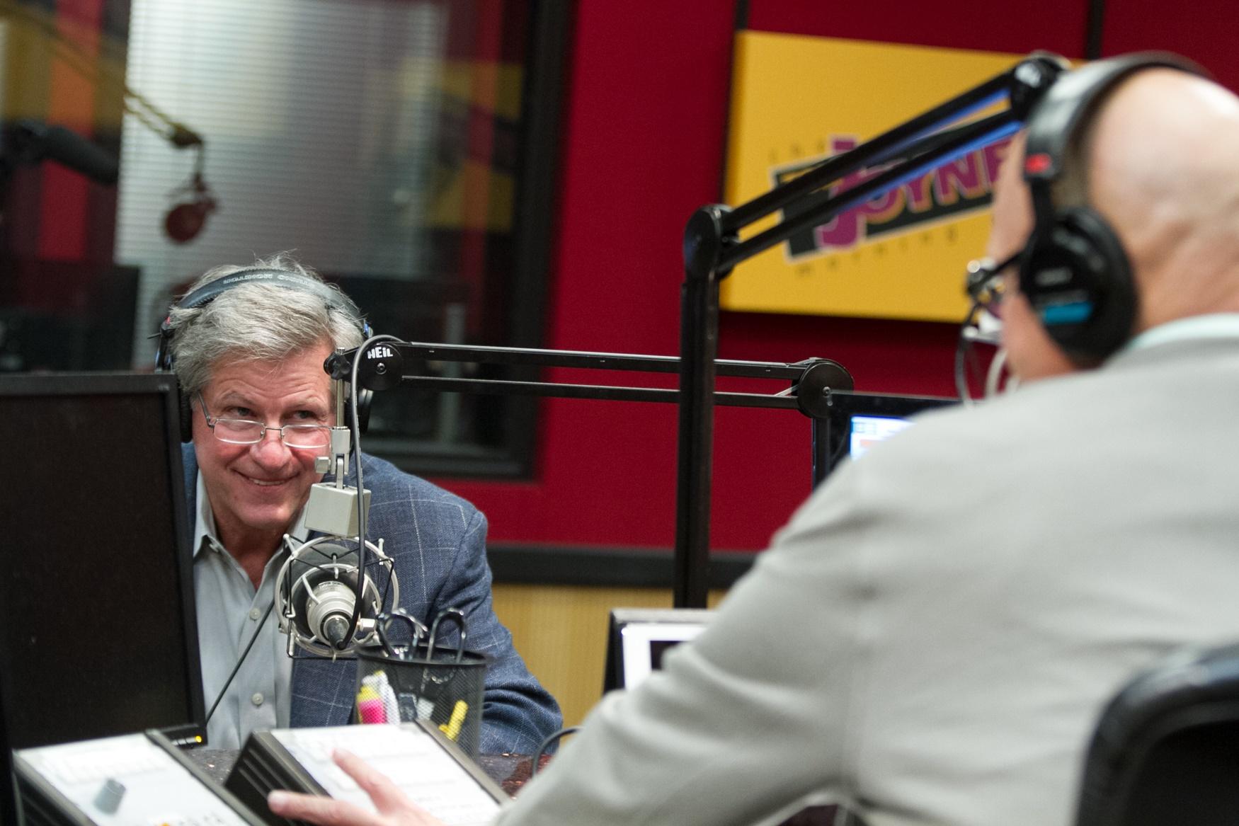 AUDIO: Denny's President John Miller Talks with the Tom Joyner Morning Show