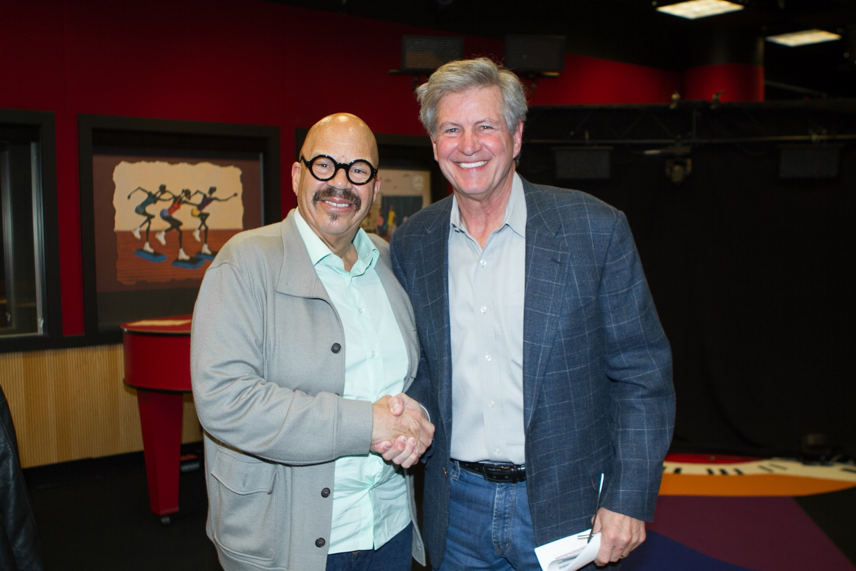 Denny's President John Miller Talks with the Tom Joyner Morning Show