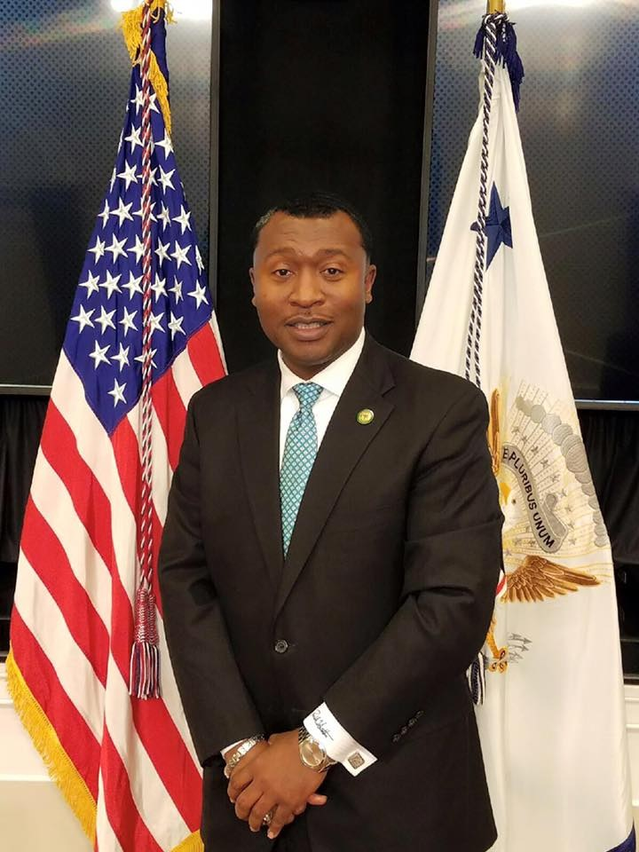 President of Philander Smith College, Roderick Smothers, Recaps His Visit to the White House