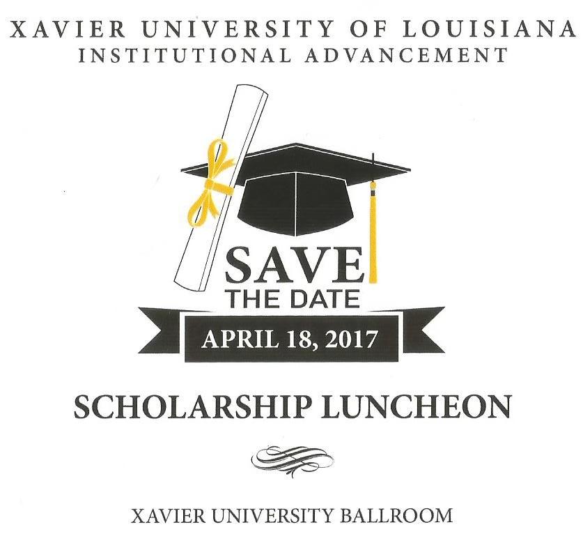 Xavier University of La. Scholarship Luncheon