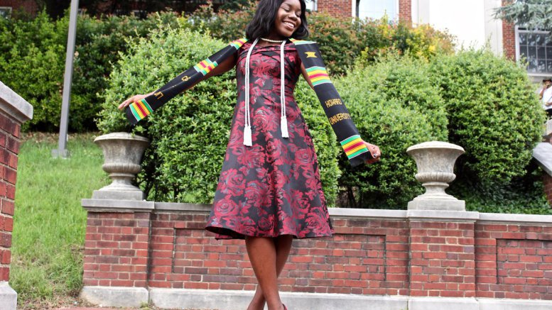 Howard University Graduate Earns Degree at 18, Enters Ph.D. Program