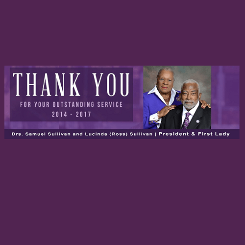 The Paine College Community Bids Farewell to President Samuel Sullivan