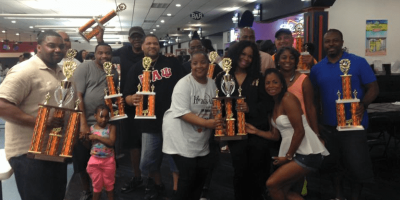 2017 Don't Believe the Hype Foundation Celebrity Bowl-A-Thon