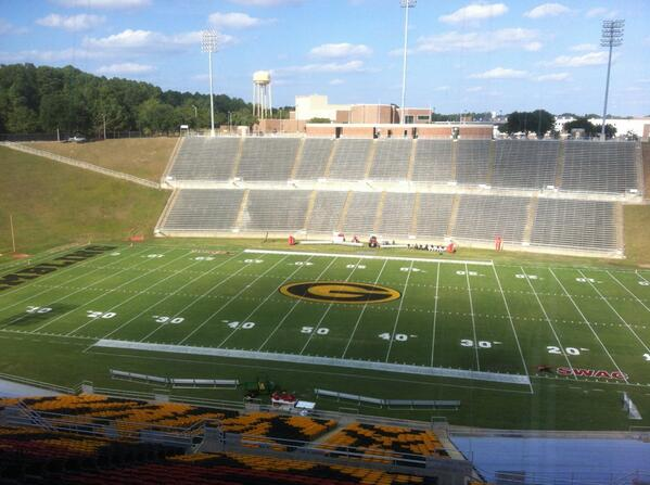 Upgrades to The Eddie Robinson Stadium are coming to Grambling's campus.