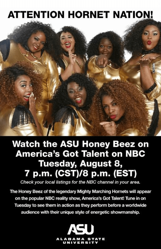 Catch ASU's Honey Beez on America's Got Talent on August 8