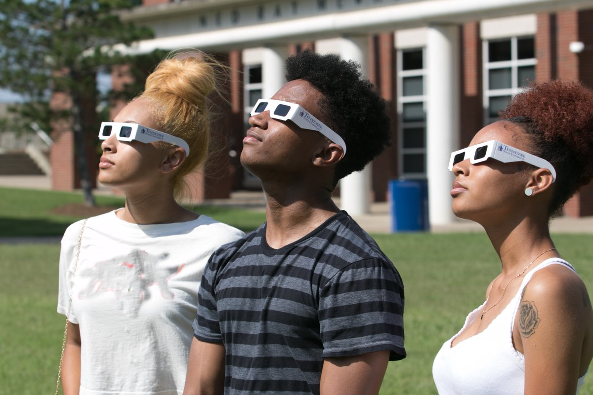 TSU invites students, staff and public to campus for eclipse day celebration